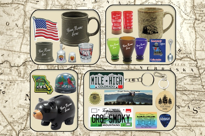 For custom coffee mugs wholesale, personalized shot glasses bulk, and other customizable glassware, browse the Sojourn Souvenirs catalog.